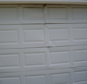 garage door panel replacement las vegas