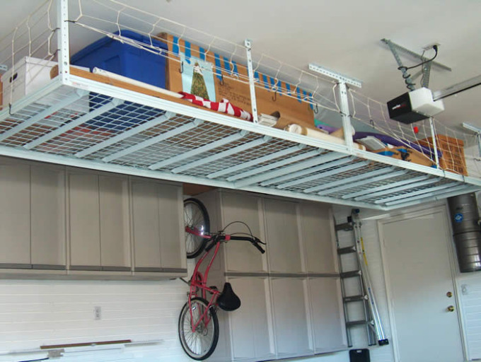 Attractive Las Vegas Garage Shelving