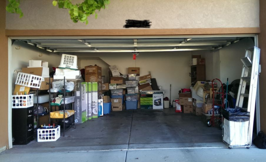 maximize garage space